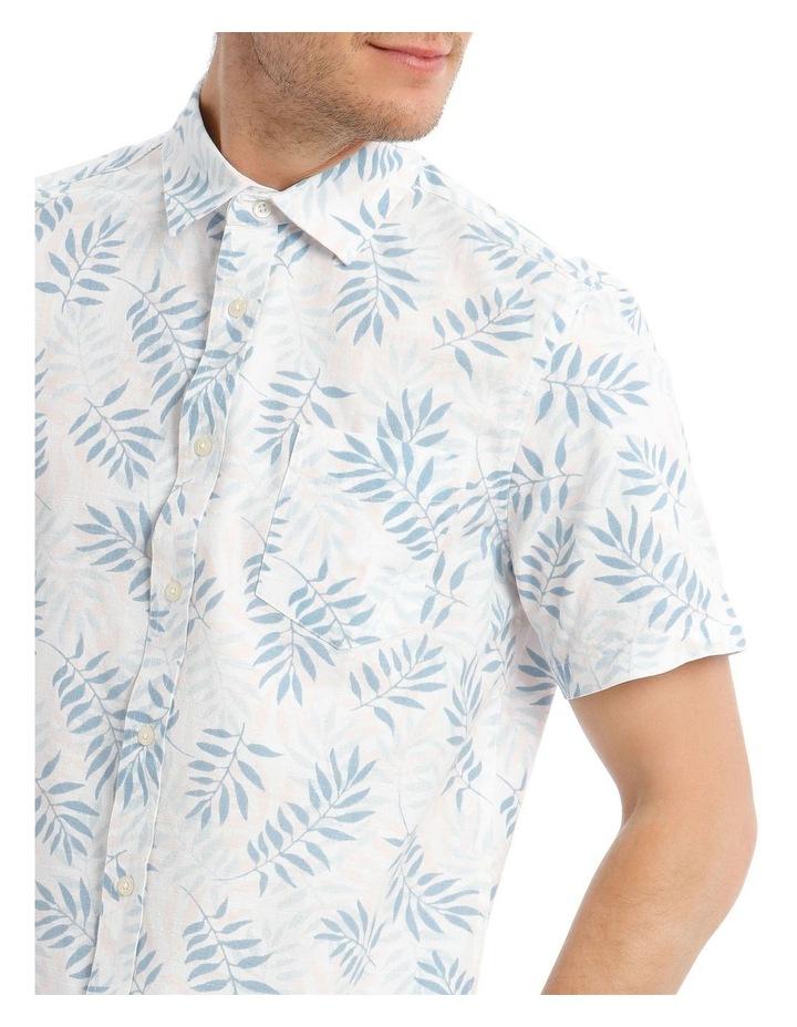 Hockney Printed Short Sleeve Shirt image 4