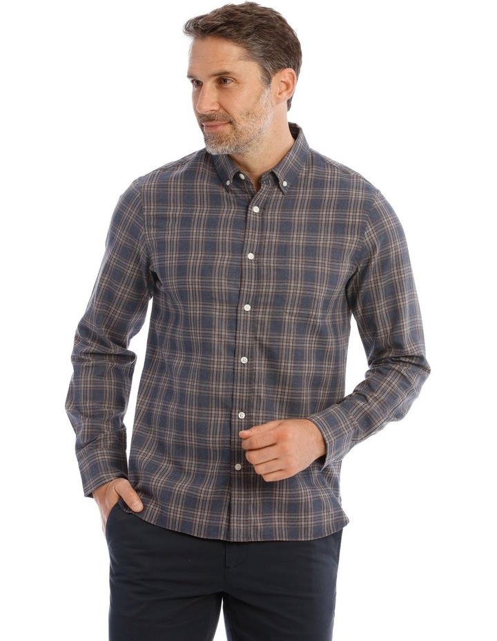 Woodbury Check Soft Touch Ls Shirt image 1