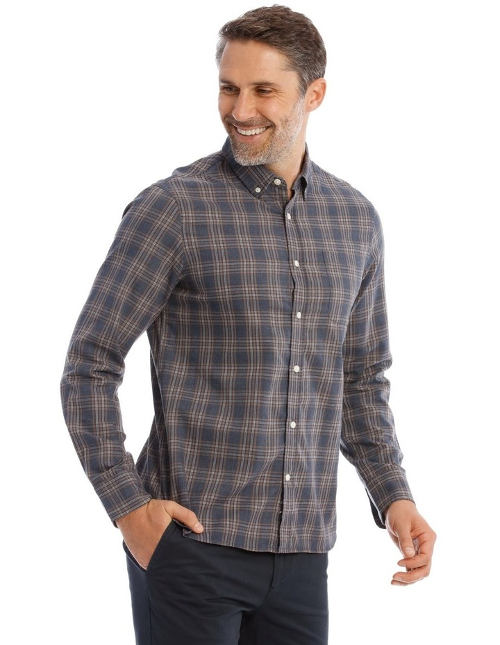 Woodbury Check Soft Touch Ls Shirt image 2
