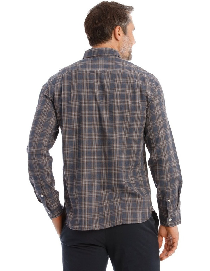 Woodbury Check Soft Touch Ls Shirt image 3