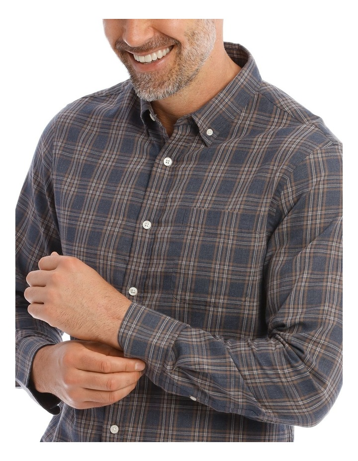 Woodbury Check Soft Touch Ls Shirt image 4