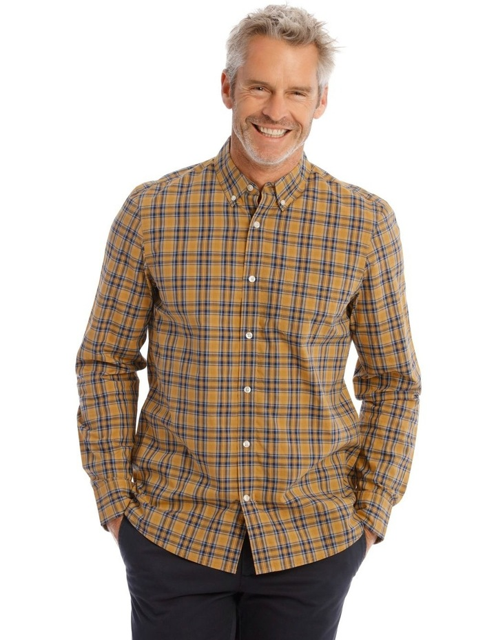 Foxwood Check Long Sleeve Shirt image 1
