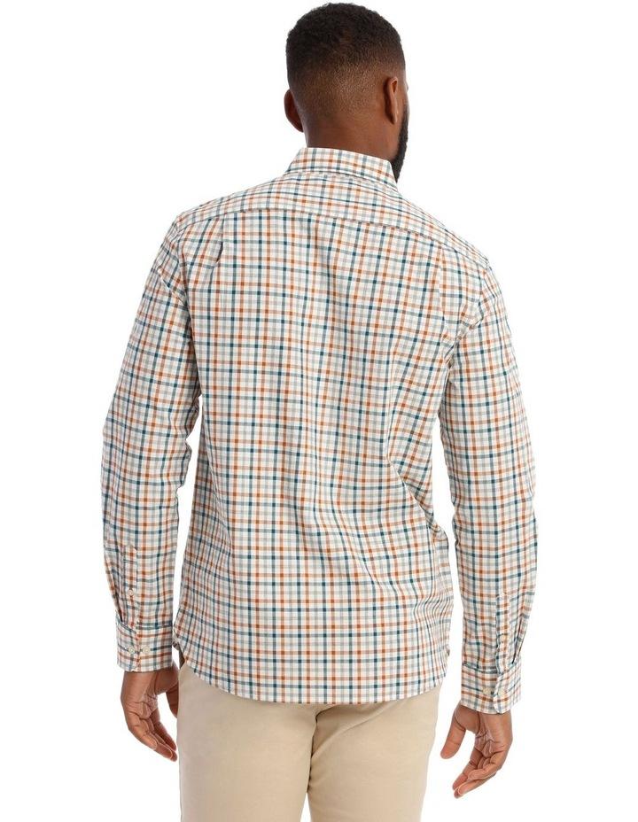 Hoath Check Oxford Long Sleeve Shirt image 3