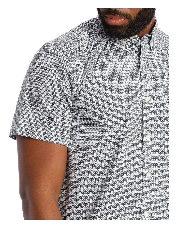 Fenton Daisy Print Short Sleeve Shirt image 4