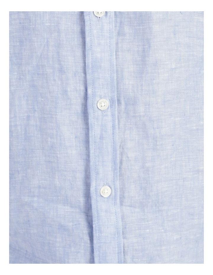 Bodega Linen Button Down Short Sleeve Shirt image 7