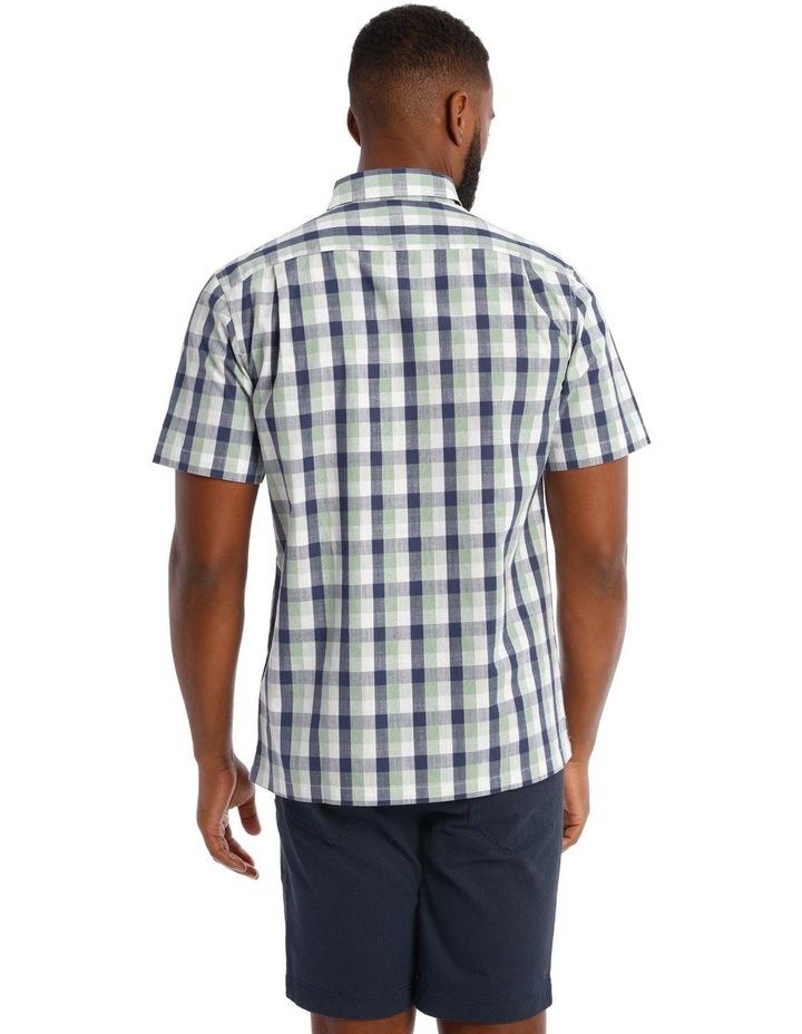 Casablanca Check Short Sleeve Shirt image 3