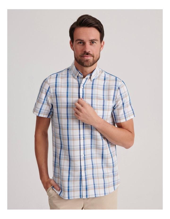 Meknes Check Short Sleeve Shirt image 1