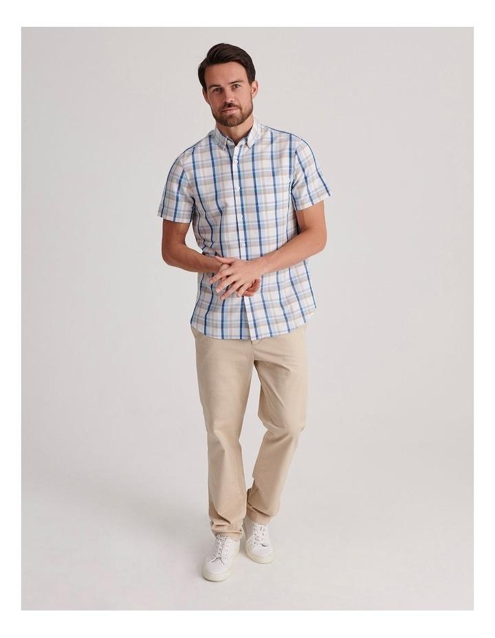 Meknes Check Short Sleeve Shirt image 2