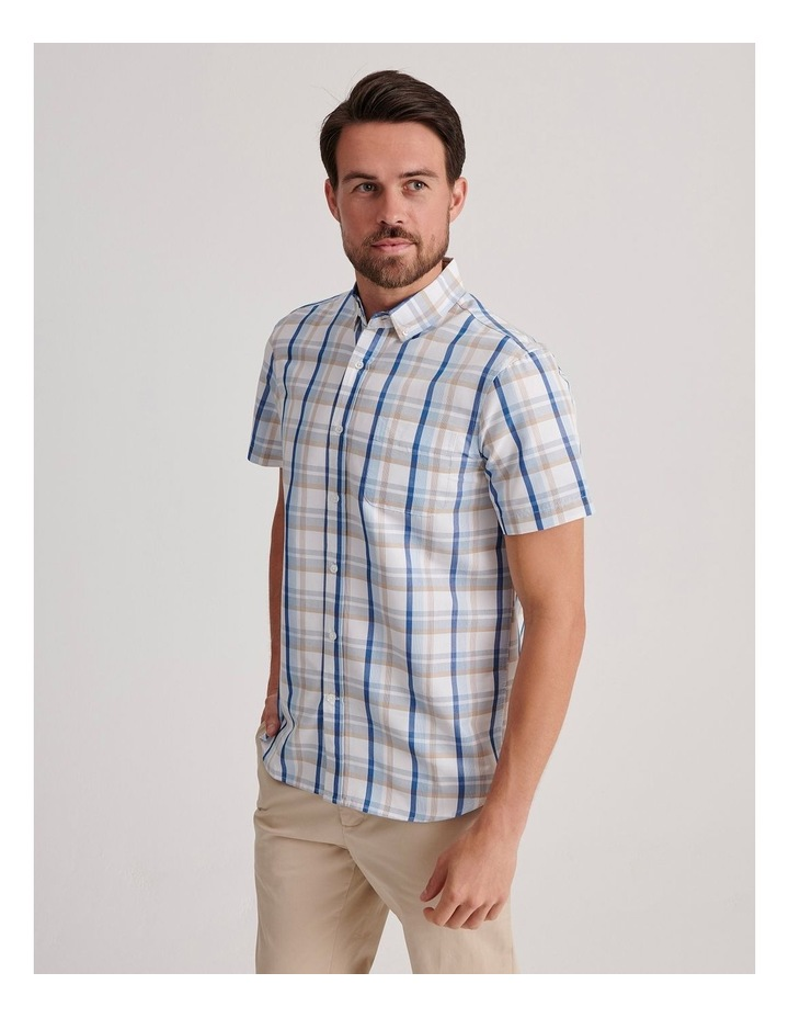 Meknes Check Short Sleeve Shirt image 3