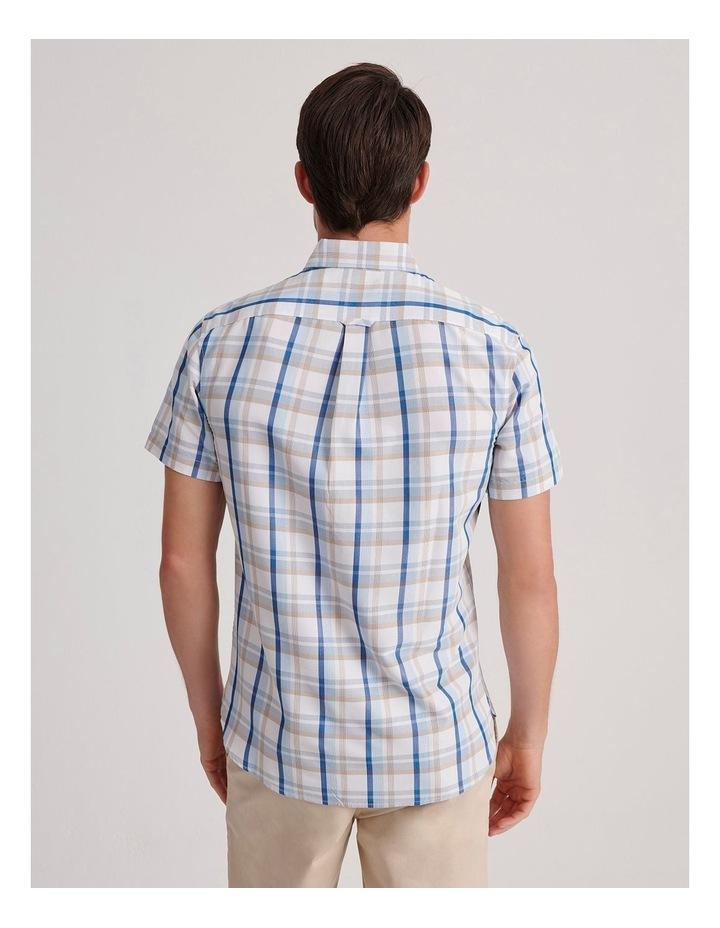 Meknes Check Short Sleeve Shirt image 4