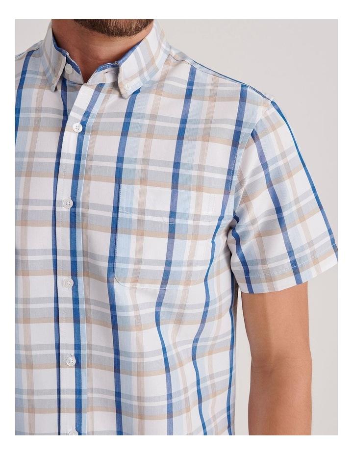 Meknes Check Short Sleeve Shirt image 5