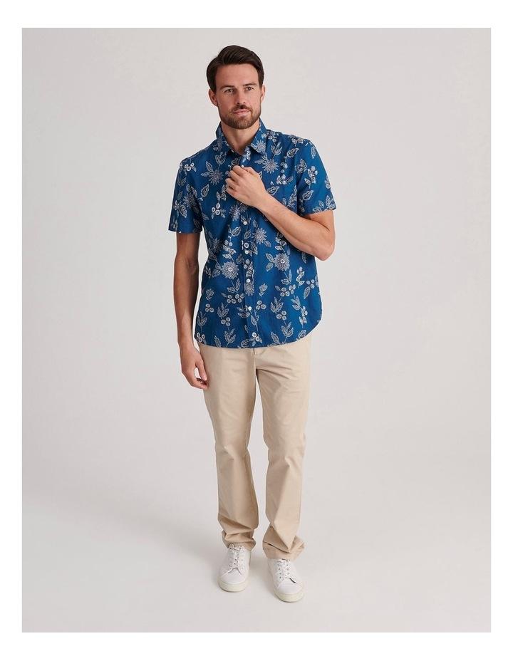 Marrakech Floral Print Short Sleeve Shirt image 2