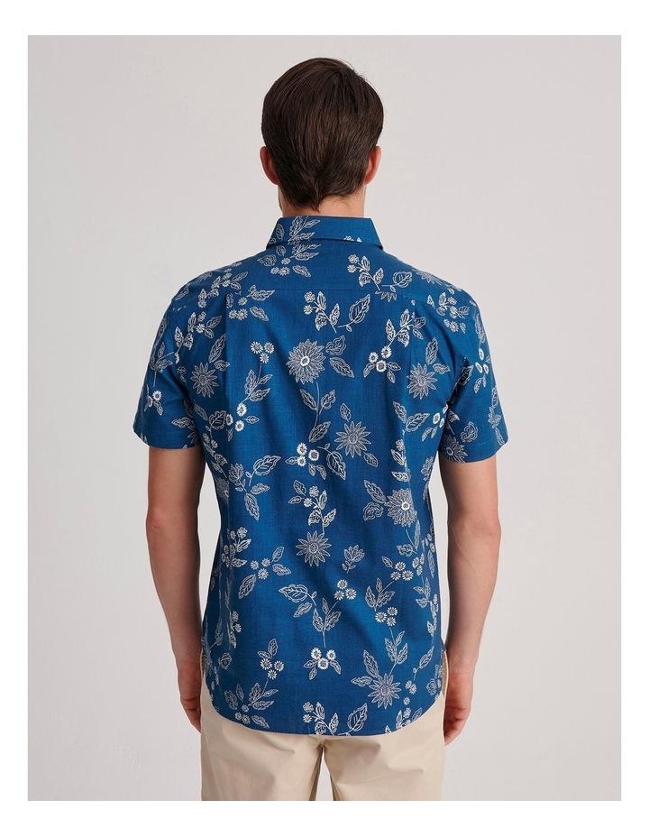 Marrakech Floral Print Short Sleeve Shirt image 4