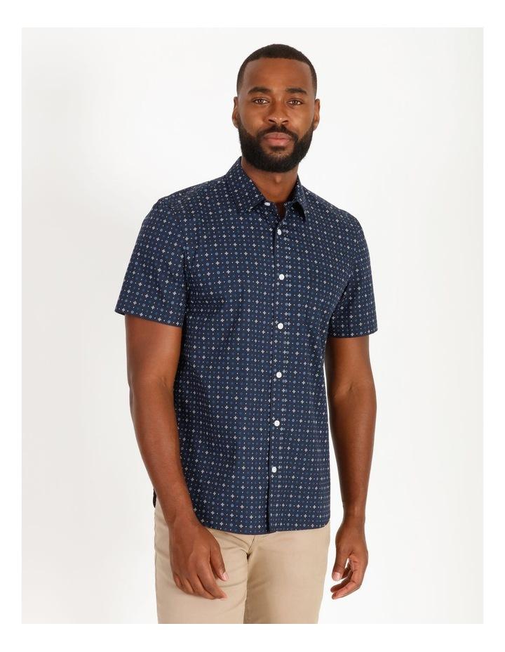 Fender Short-Sleeve Geometric Print Shirt image 1