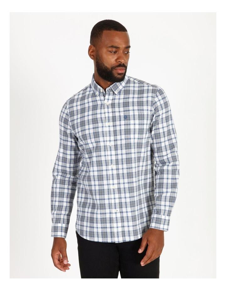 Lennon Long-Sleeve Check Shirt image 1