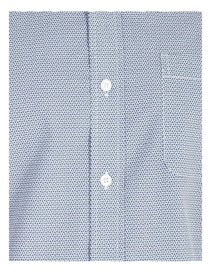Coltrane Short-Sleeve Geometric Print Shirt image 5