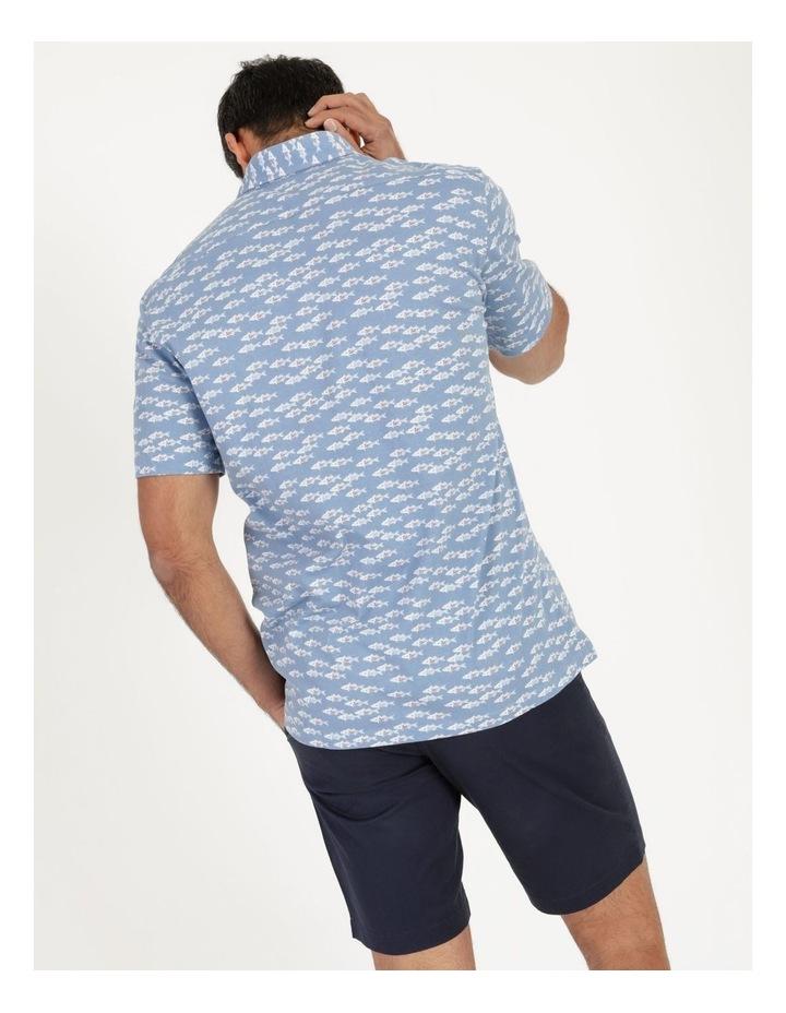 Bennett Fisher Jersey Print Shirt image 5