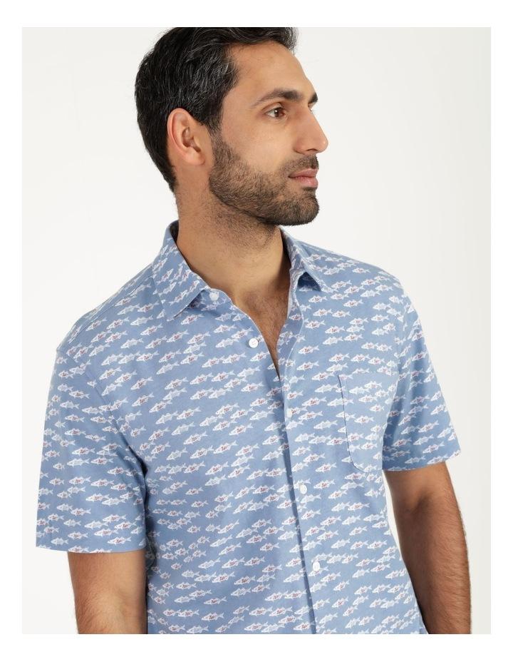 Bennett Fisher Jersey Print Shirt image 6
