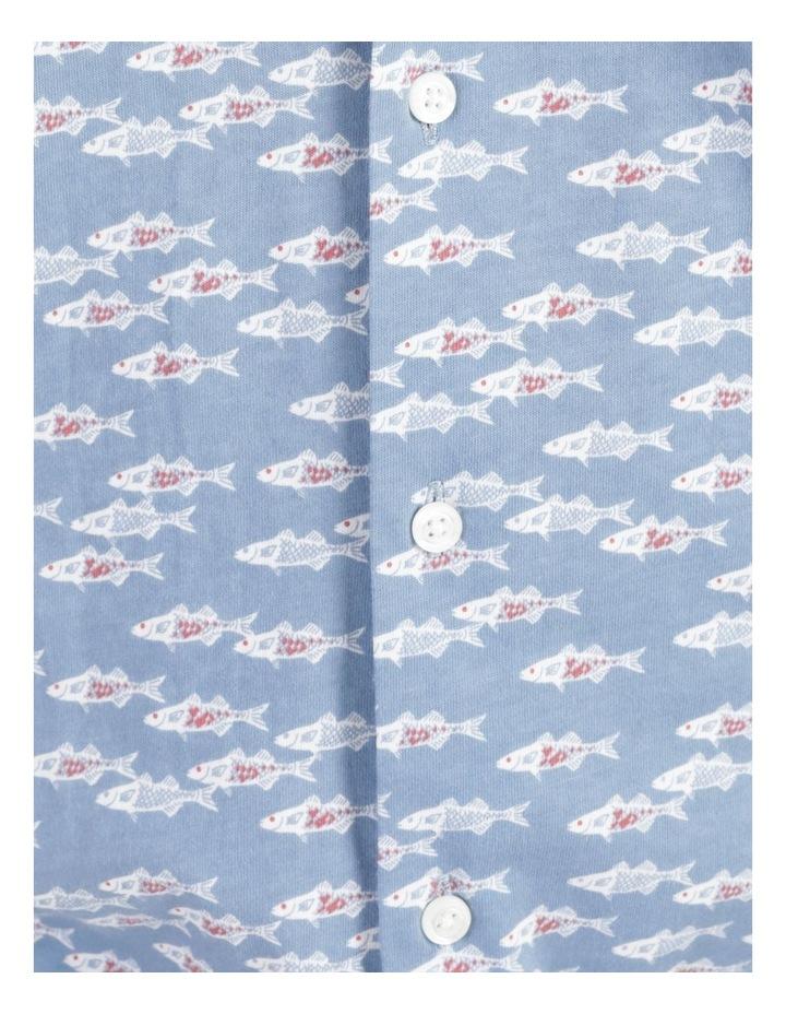 Bennett Fisher Jersey Print Shirt image 7