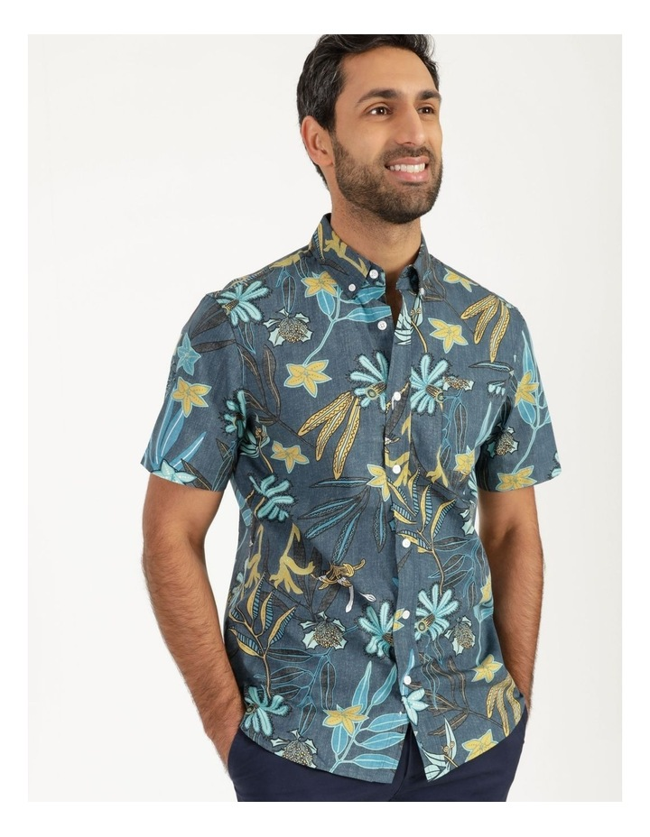 Mitchum Forest Print Shirt image 1