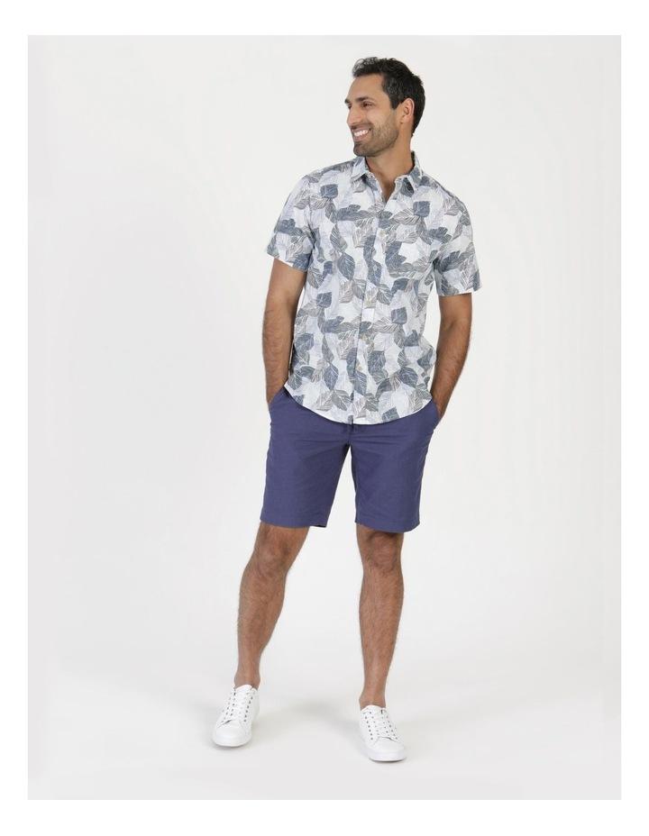 Robinson Tropical Plant Print Shirt image 1