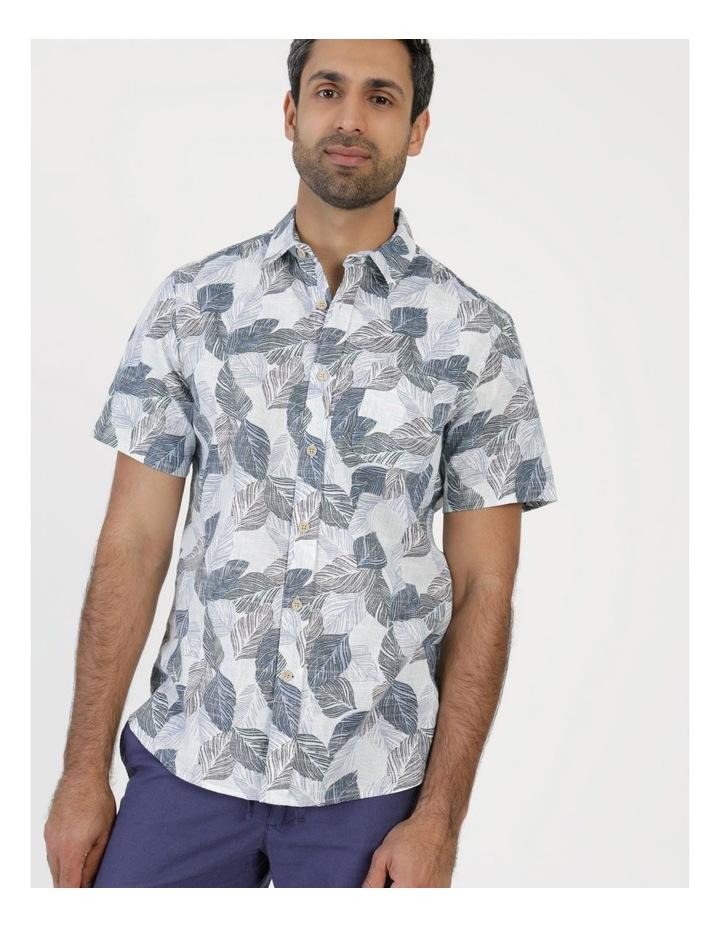 Robinson Tropical Plant Print Shirt image 3