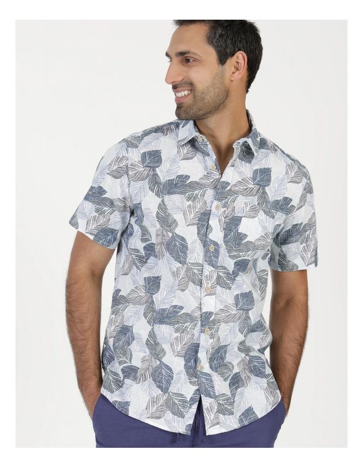 Robinson Tropical Plant Print Shirt image 4
