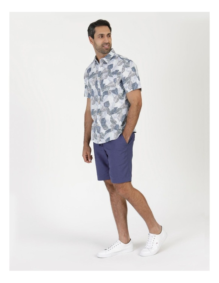 Robinson Tropical Plant Print Shirt image 5