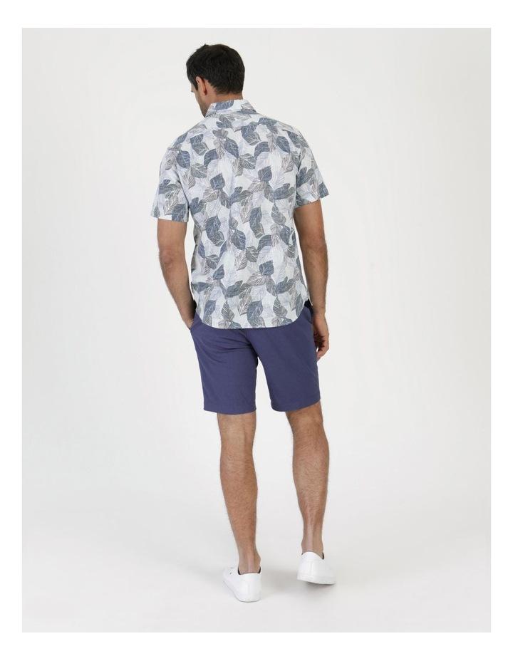 Robinson Tropical Plant Print Shirt image 6
