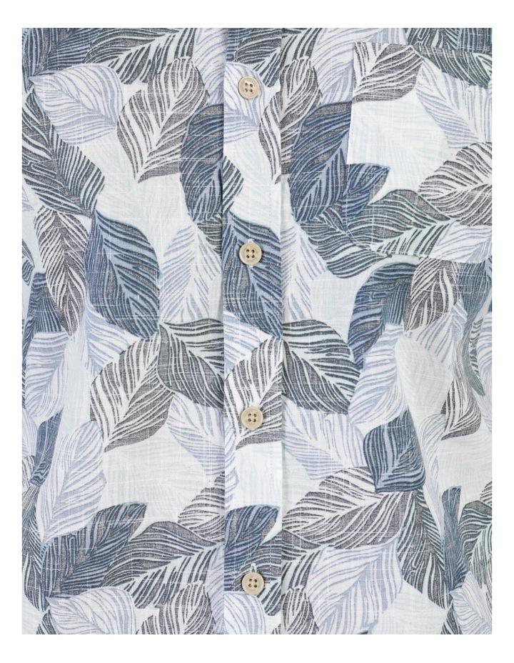 Robinson Tropical Plant Print Shirt image 7