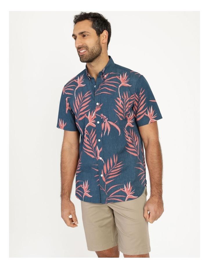 Bogart Birds Of Paradise Print Shirt image 2