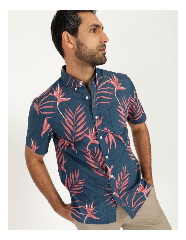 Bogart Birds Of Paradise Print Shirt image 3