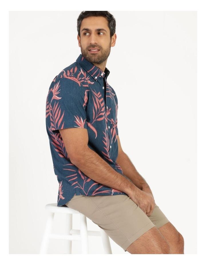 Bogart Birds Of Paradise Print Shirt image 4