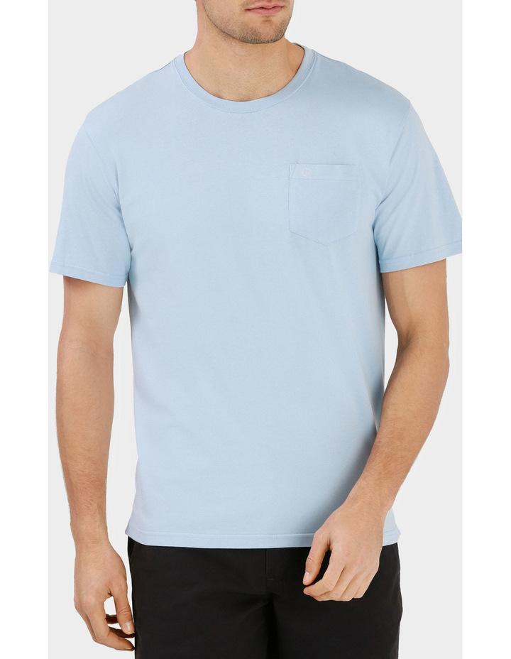 Essential Plain Tshirt with Pocket image 1