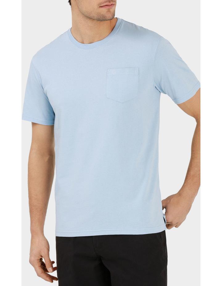 Essential Plain Tshirt with Pocket image 2