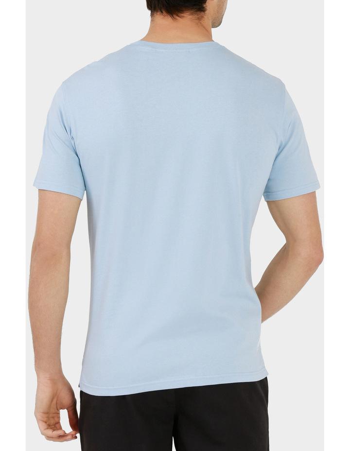 Essential Plain Tshirt with Pocket image 3
