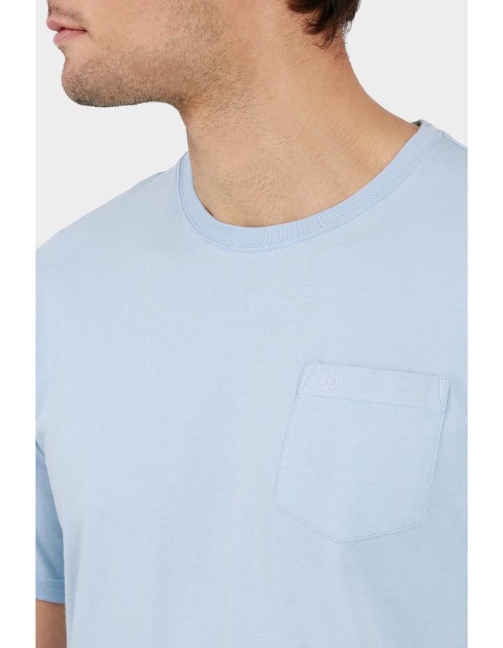 Essential Plain Tshirt with Pocket image 4