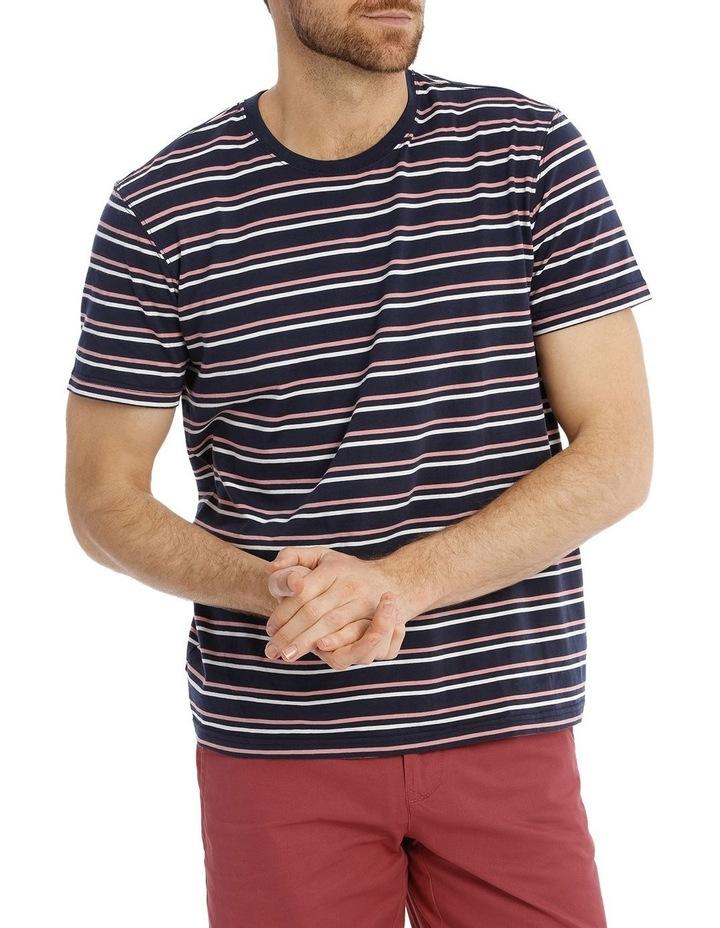 Anser Thin Stripe Tee image 1