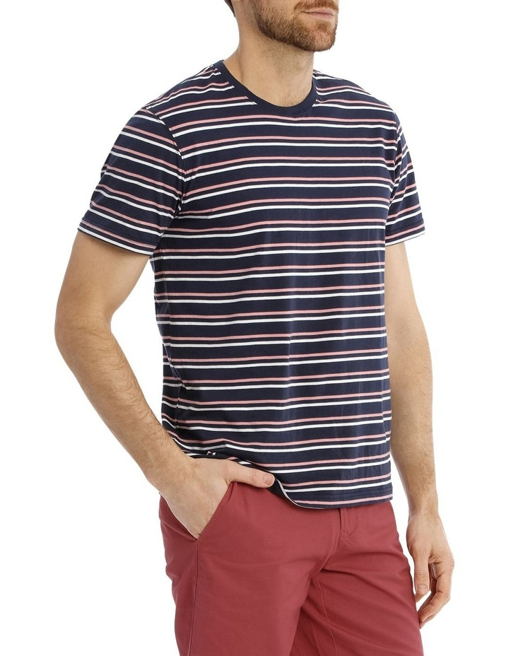 Anser Thin Stripe Tee image 2