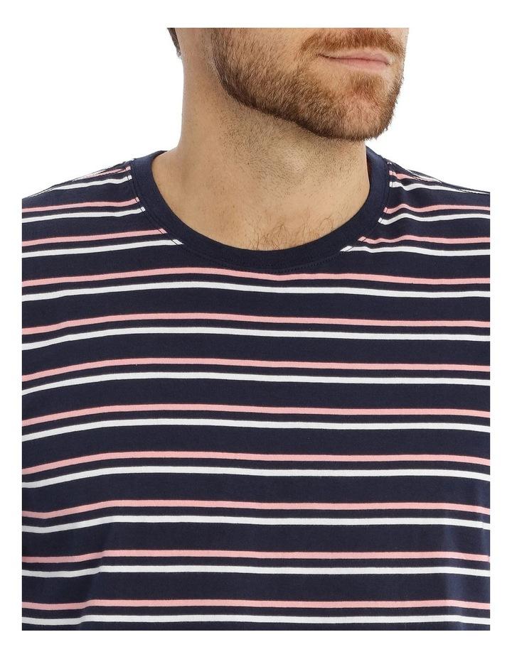 Anser Thin Stripe Tee image 4
