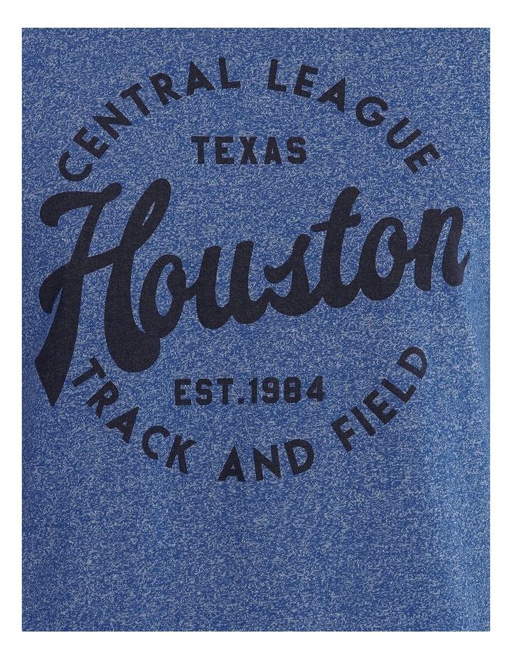 Houston Print Tee image 4