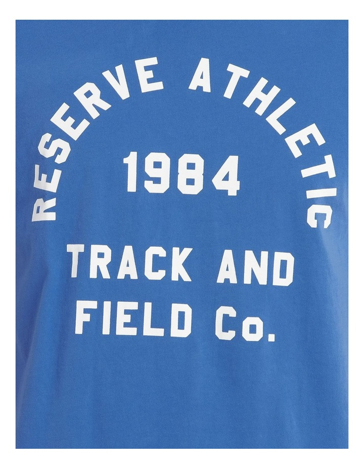 Track And Field Print Tee image 4
