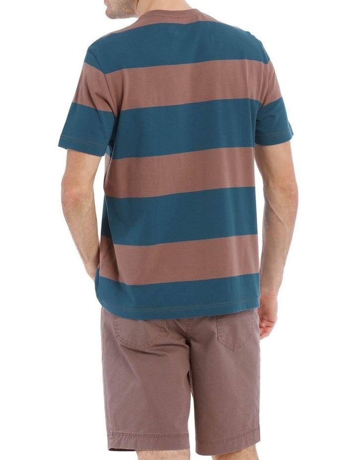 Tuscon Block Stripe Tee image 3