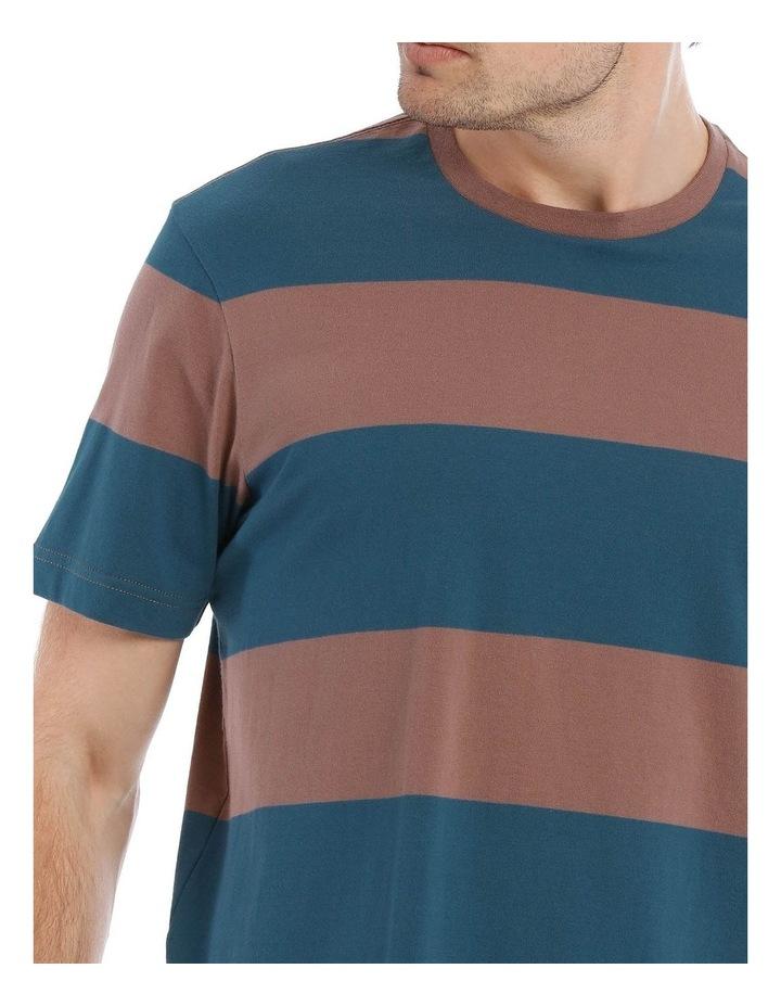 Tuscon Block Stripe Tee image 4