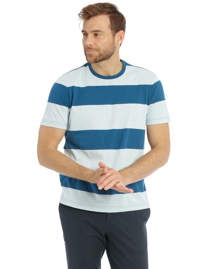 Tuscon Block Stripe T-Shirt image 1