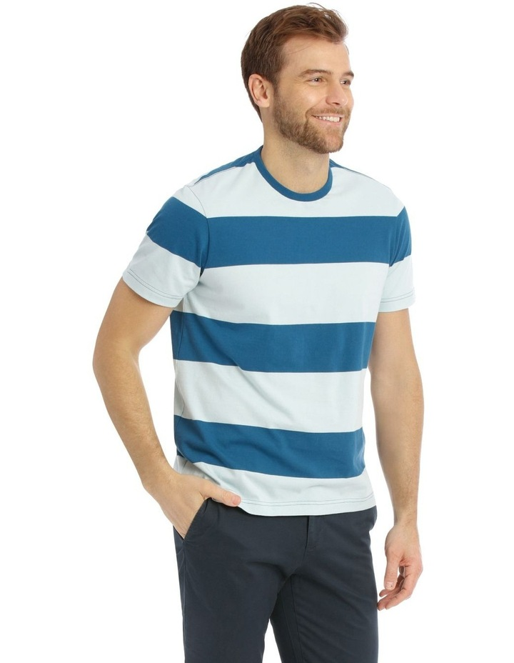 Tuscon Block Stripe T-Shirt image 2