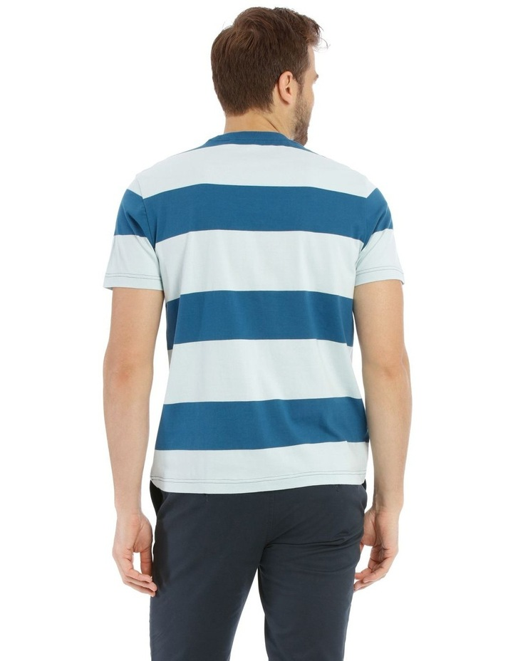 Tuscon Block Stripe T-Shirt image 3