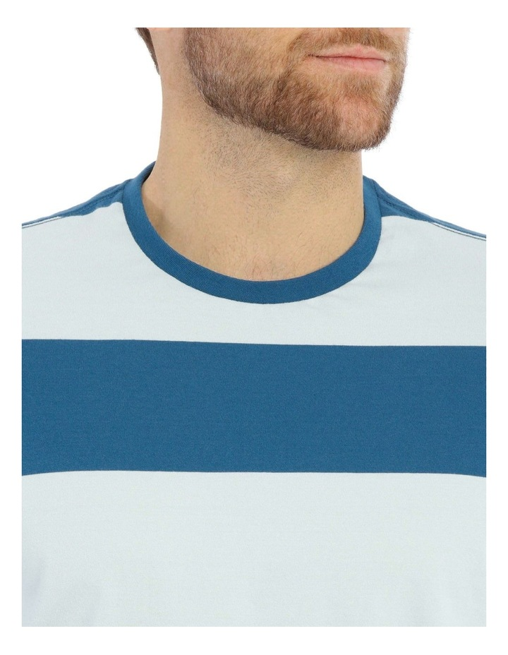 Tuscon Block Stripe T-Shirt image 4