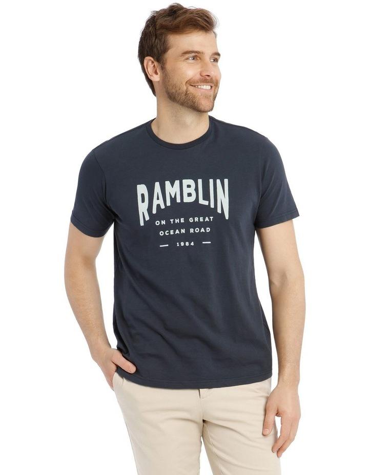 Rambler Print T-Shirt image 1