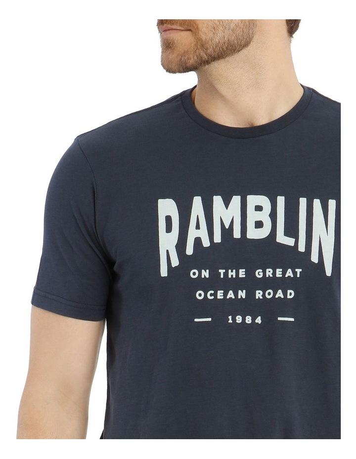 Rambler Print T-Shirt image 4